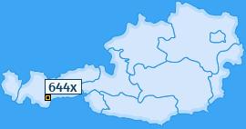 PLZ 644 Österreich