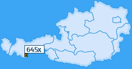 PLZ 645 Österreich