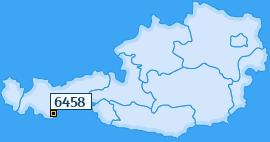 PLZ 6458 Österreich