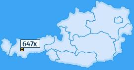 PLZ 647 Österreich