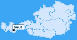 PLZ 6481 Österreich
