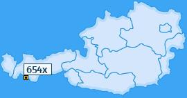 PLZ 654 Österreich