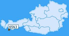 PLZ 6543 Österreich