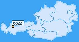 PLZ 6622 Österreich