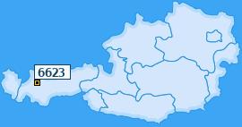 PLZ 6623 Österreich