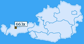 PLZ 663 Österreich