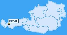 PLZ 6650 Österreich