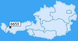 PLZ 6651 Österreich