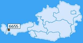 PLZ 6655 Österreich