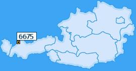 PLZ 6675 Österreich