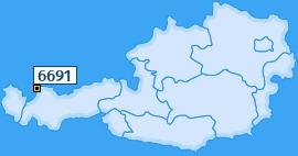 PLZ 6691 Österreich