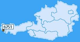 PLZ 6751 Österreich