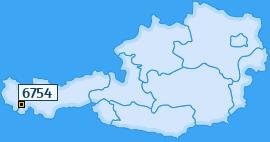 PLZ 6754 Österreich