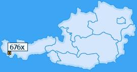 PLZ 676 Österreich