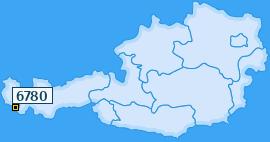 PLZ 6780 Österreich