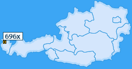 PLZ 696 Österreich