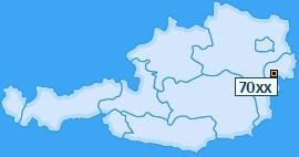 PLZ 70 Österreich
