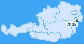 PLZ 700 Österreich
