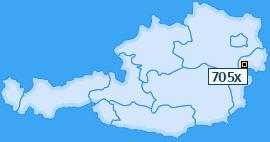 PLZ 705 Österreich