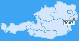 PLZ 7063 Österreich