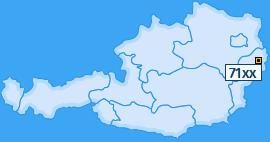 PLZ 71 Österreich