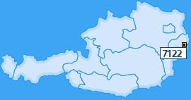 PLZ 7122 Österreich