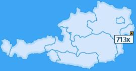 PLZ 713 Österreich