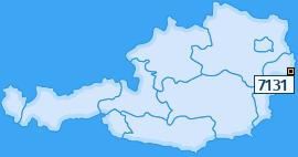 PLZ 7131 Österreich