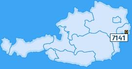 PLZ 7141 Österreich