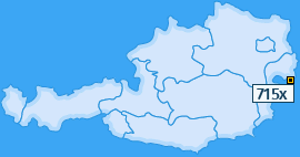 PLZ 715 Österreich