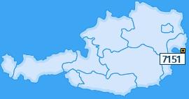 PLZ 7151 Österreich