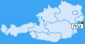 PLZ 7152 Österreich