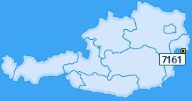 PLZ 7161 Österreich