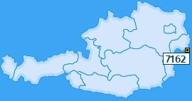 PLZ 7162 Österreich