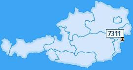 PLZ 7311 Österreich