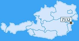 PLZ 7332 Österreich