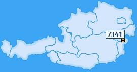 PLZ 7341 Österreich