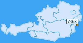 PLZ 736 Österreich