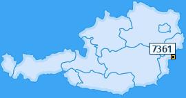 PLZ 7361 Österreich