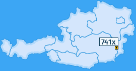 PLZ 741 Österreich