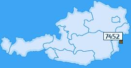 PLZ 7452 Österreich