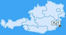 PLZ 7521 Österreich