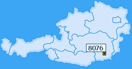 PLZ 8076 Österreich
