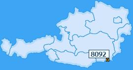 PLZ 8092 Österreich