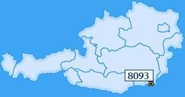 PLZ 8093 Österreich