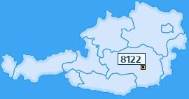 PLZ 8122 Österreich