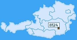 PLZ 8124 Österreich