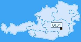 PLZ 8131 Österreich