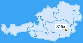 PLZ 816 Österreich