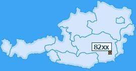 PLZ 82 Österreich